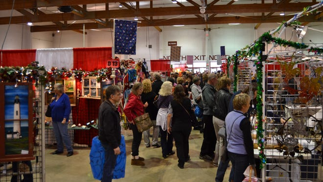 The Salem Holiday Market takes place 10 am. to 6 p.m. Saturday, Dec. 12, and 10 a.m. to 4 p.m. Sunday, Dec. 13.