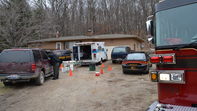 A meth lab was discovered early Thursday morning in a home on the 700 block of Graves Road.