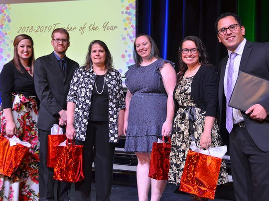 The 2018-2019 Springfield Teacher of the Year candidates