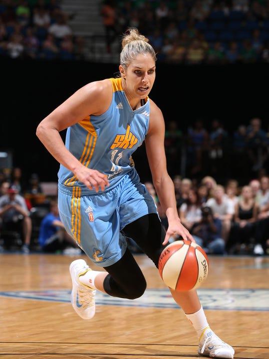 Behind superstar Elena Delle Donne, WNBA surges into relevance