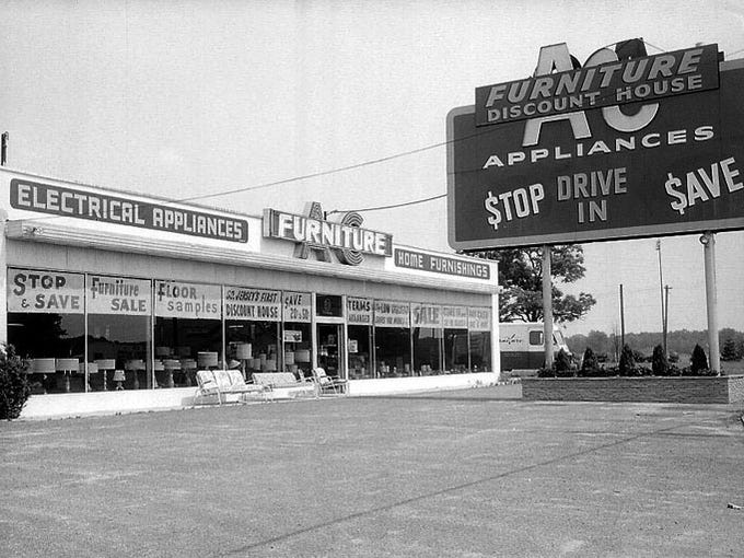 A Look Back Vineland Storefronts And Businesses From The Past