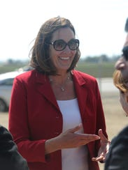 Assemblywoman Jacqui Irwin, D-Thousand Oaks, seeks re-election.