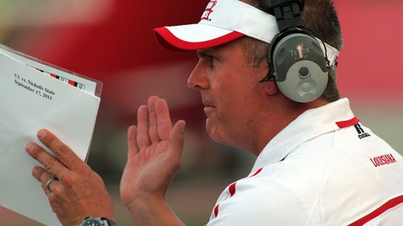 Could Coach Hudspeth and the Cajuns be playing in Orlando or Austin come bowl season?