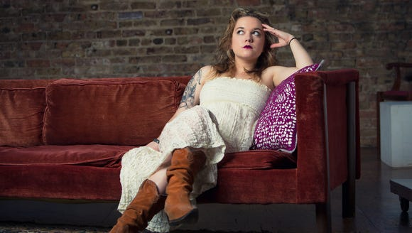 Alt-country singer-songwriter Lydia Loveless is set