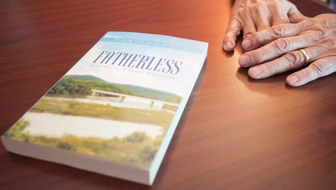 What began as simple note taking, Bob Shoultz wrote the book Fatherless: Bob's Story, A Tough Beginning to help his children understand the hard life lessons they did not experience.