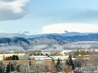 Your photos: Light first snow in Fort Collins