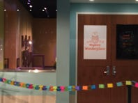 Wegmans Wonderplace is an interactive play area for young children set to open this week at the Smithsonian's National Museum of American History.