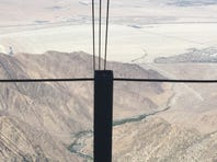 Take a ride up the Palm Springs Aerial Tramway