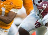 Tennessee Vols' Joshua Dobbs