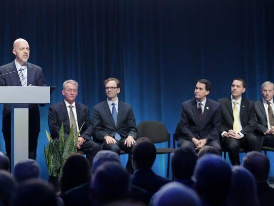 Derek Zimmerman, president of Gulfstream Product Support,