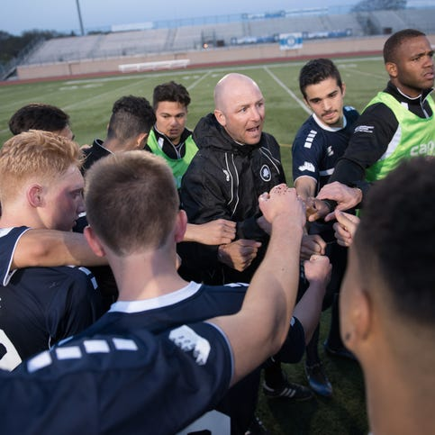 Eric Rudland guides AFC Ann Arbor with steady hand