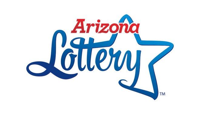 Arizona Lottery logo.