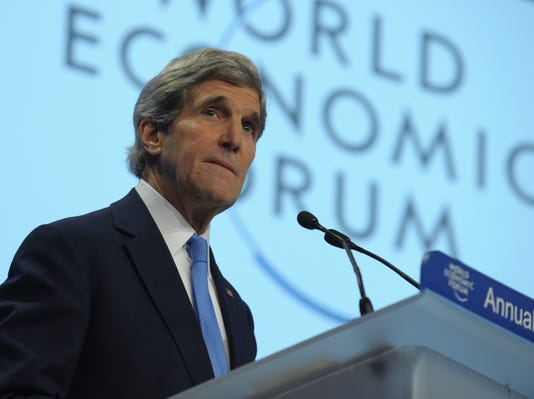 Netanyahu brushes off Kerry's boycott warning