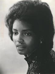 Sylvia Moy in 1963
