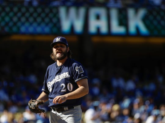 Wade Miley went from signing a minor-league deal in the offseason to starting THREE games in the NLCS for the Brewers.