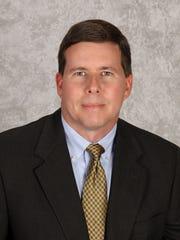 Benton County Administrator Montgomery Headley