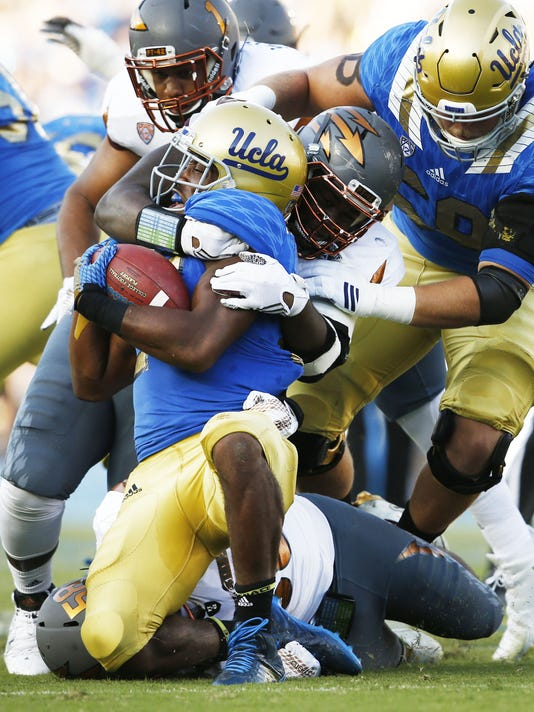 ASU vs UCLA Football 2015