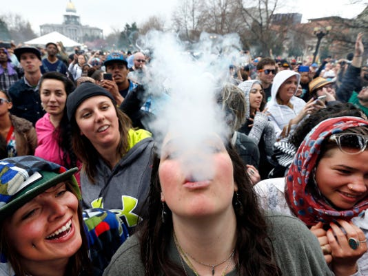Marijuana use on the rise for college students