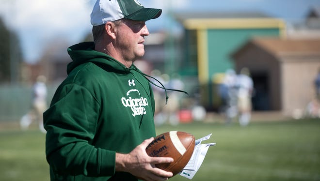"Marty English, who spent the past six years at CSU, is returning to his alma mater, Northern Colorado, as defensive coordinator and linebackers coach. CSU coach Mike Bobo said in November that English ""intends to retire"" following the 2017 New Mexico Bowl."
