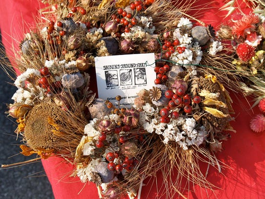 Tailgate markets around Western NC add sellers of crafts,
