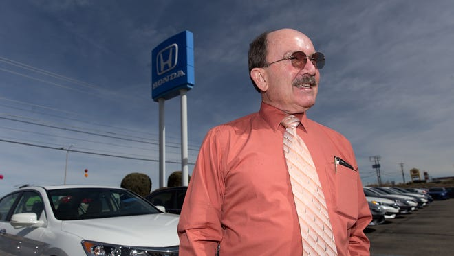 Dealer principal Steve Melloy says all Hanson Honda employees were retained when the dealership was purchased by the Melloy Auto Group earlier this month.