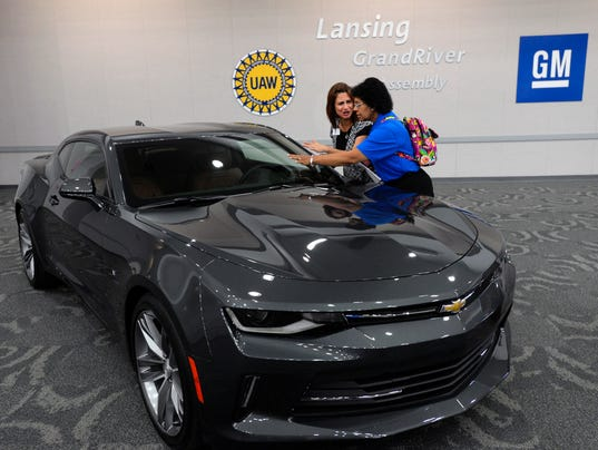 Gm Spends 175m To Upgrade Lansing Plant