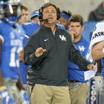 Shannon Dawson, who spent last season as Kentucky's offensive coordinator, has accepted the same position at Southern Miss.