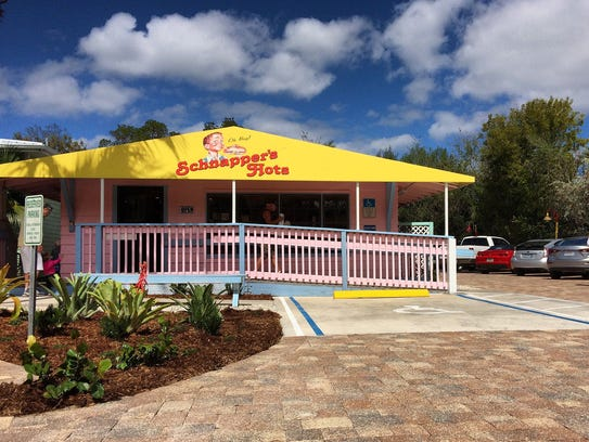 Schnapper's Hots, a Sanibel Island institution for