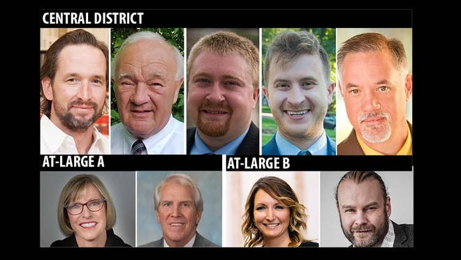 City Council candidates
