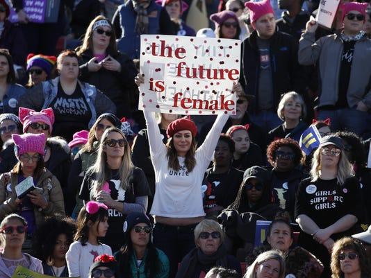 Womens Marches Las Vegas