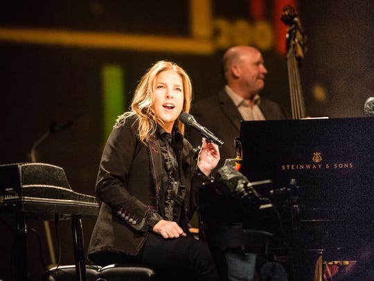 Diana Krall last played at Symphony Hall in Phoenix