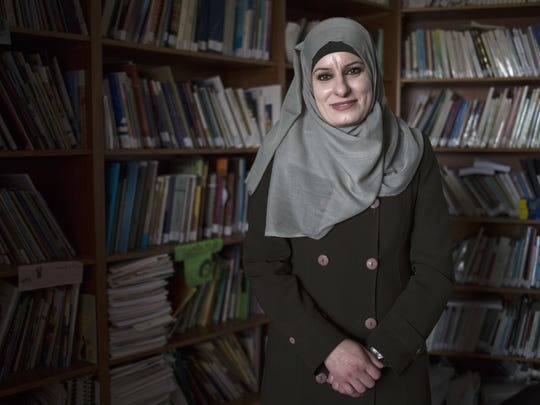 Palestinian divorce lawyer Reema Shamasneh helps women fight in a legal system favoring men.