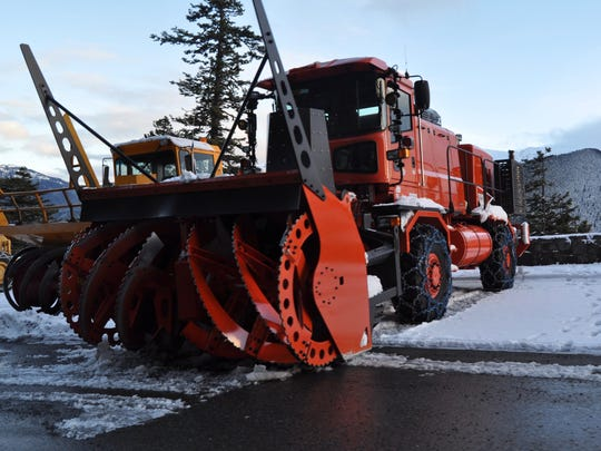 Road plowing accounts for much of the $500,000 needed