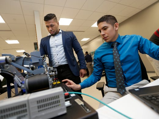 Rockwell Automation, ManpowerGroup train veterans for high-tech jobs