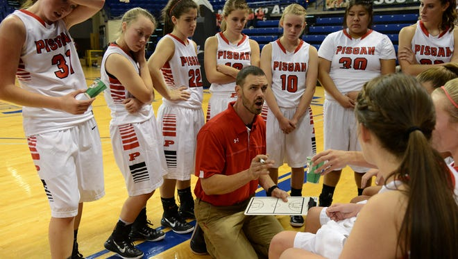 The Pisgah girls basketball team is 8-0 after Friday night's win over Franklin.
