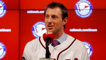Max Scherzer has won 39 games over the last two seasons.