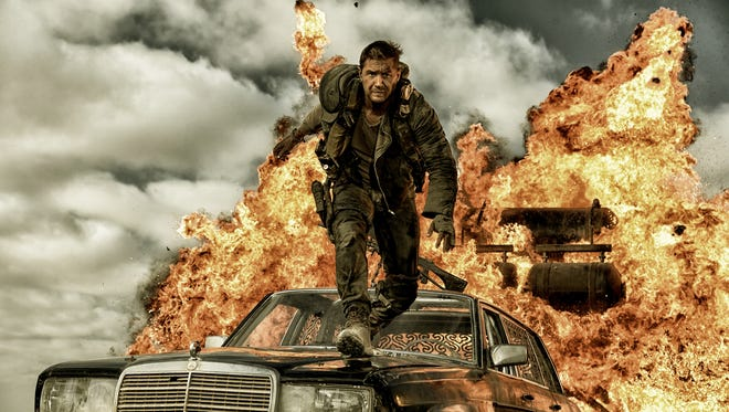 The Critics' Choice Awards loves 'Mad Max: Fury Road.'