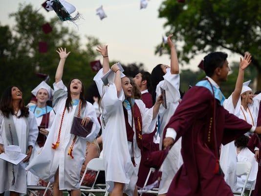 Nutley High School Graduation