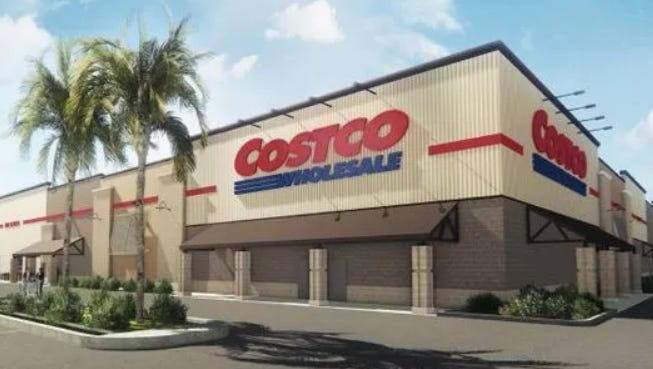 Costco abandoned plans to build a store in Palm City on Monday, Sept. 18, 2017.