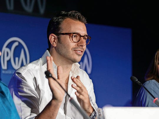 Charlie Ebersol is one of the co-founders of the Alliance of American Football.