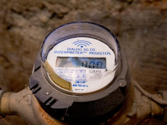 No matter their age, all 20,000 commercial and residential water meters in Mansfield will be replaced.