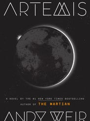 'Artemis,' author Andy Weir's follow up to 'The Martian,'