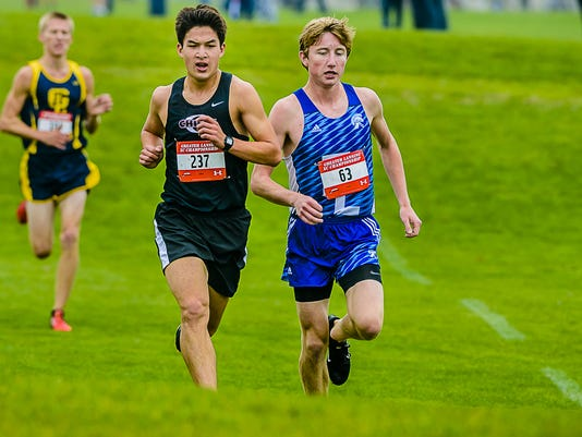 Greater Lansing Cross Country Championships