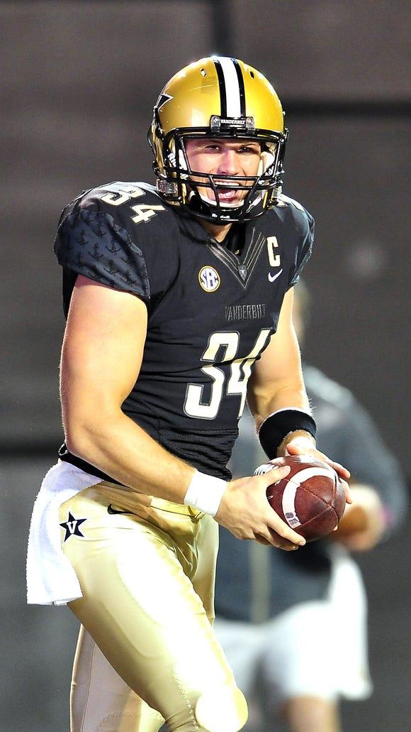 Vanderbilt's Andrew East