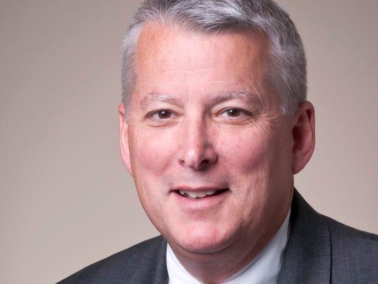 Ric DeVore, PNC regional president for Detroit and