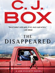 """""""The Disappeared"""" by C.J. Box."""