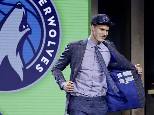 AP NBA DRAFT BASKETBALL S BKN USA NY