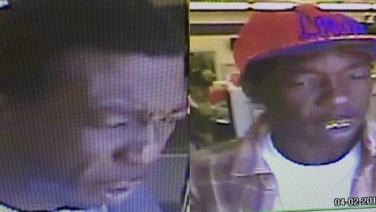 Police say a thief apparently had something up his sleeve when he twice pilfered items from a Chalmette pawn shop in the span of a few minutes on April 2.