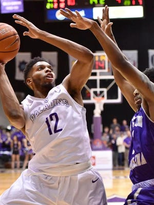 Furman's Devin Sibley had 20 points and five assists in the Paladins' 80-64 win over UNC Greensboro Saturday night.