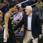 Popovich compares Bryn Forbes to Steph Curry; ex-MSU player responds with game winner